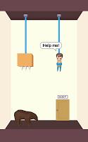 Screenshot 4: Rescue Cut - 謎解き 脱出ゲーム