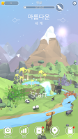 Screenshot 3: 솔리테어 Zoo Planet
