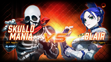Screenshot 4: FIGHTING EX LAYER -α