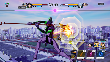 Screenshot 2: EVA Battlefields