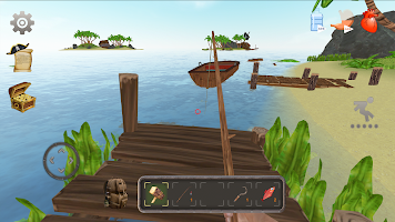 Screenshot 3: Survival Island: Building Simulator