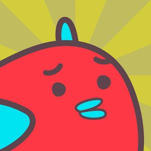 Icon: 小鳥跳躍