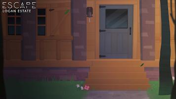 Screenshot 1: Escape Logan Estate