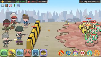 Screenshot 1: 蟲蟲入侵