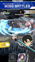 Screenshot 1: SWORD ART ONLINE: Memory Defrag | Global