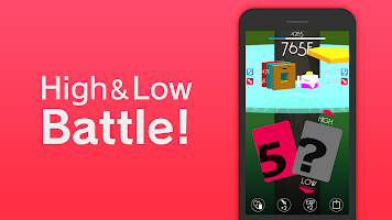Screenshot 4: High and Lowgue !