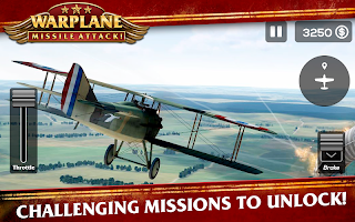 Screenshot 3: 飛行模擬器