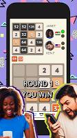 Screenshot 2: 2048 大戰 - PvP Puzzle -