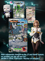 Screenshot 1: MOBIUS FINAL FANTASY (Global)