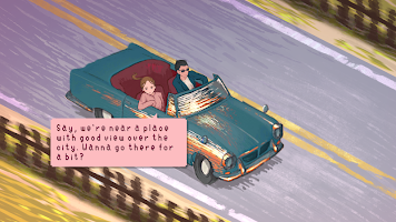 Screenshot 3: Sunset Road