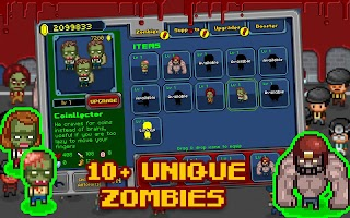 Screenshot 3: Infectonator