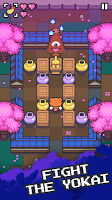 Screenshot 1: Yokai Dungeon
