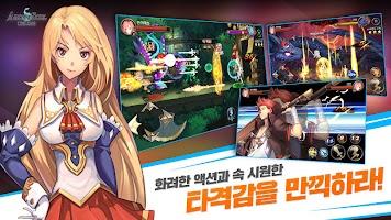 Screenshot 2: Arcane Soul Online: Revolution