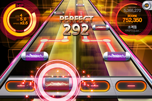 Screenshot 2: BEAT MP3 2.0 - Rhythm Game
