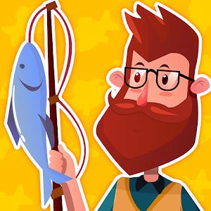 Icon: Idle Fisher Tycoon - Fishing Inc