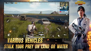 Screenshot 3: PUBG Mobile (Global)