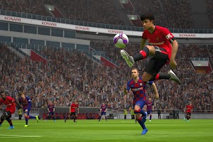 Screenshot 1: eFootball ウイニングイレブン 2020