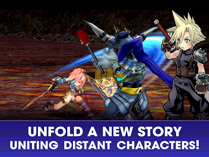 Download] DISSIDIA FINAL FANTASY OPERA OMNIA (English) - QooApp Game