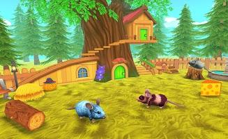 Screenshot 1: 鼠生模擬器