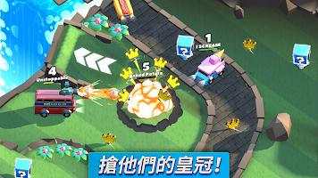 Screenshot 3: 瘋狂撞車王 (Crash of Cars)