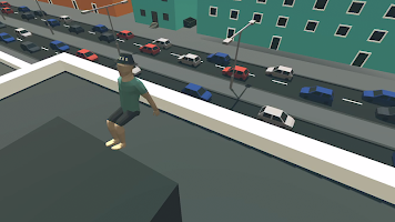 Screenshot 2: Flip Trickster - Parkour Simulator