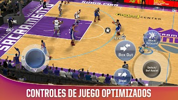 Screenshot 1: NBA 2K20
