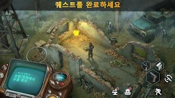 Screenshot 3: 좀비의 새벽: 서바이벌 (Dawn of Zombies: Survival)