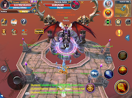 Screenshot 3: 決戰神魔 | 英文版