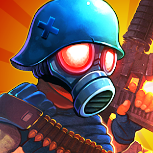 Icon: Zombie Shooter Frontier Battle