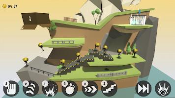 Screenshot 3: Sticklings Deluxe
