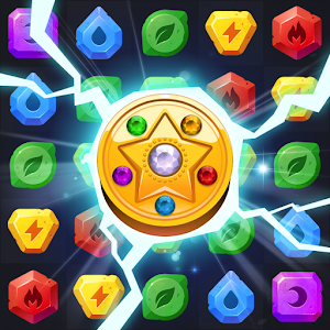 Icon: Jewels Cathor : Match 3 Puzzle