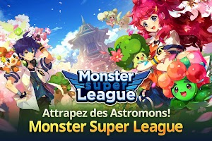 Screenshot 1: Monster Super League