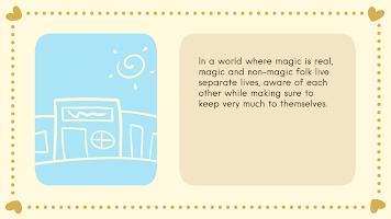Screenshot 1: 魔法女巫貝爾