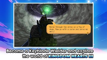 Screenshot 1: KINGDOM HEARTS Unchained χ (KHUx) | English