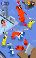 Screenshot 1: Sausage Wars.io