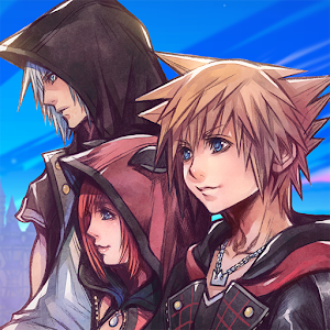 Icon: KINGDOM HEARTS Unchained χ (KHUx JP)