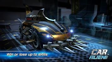 Screenshot 3: Car Alien - 3vs3 Battle