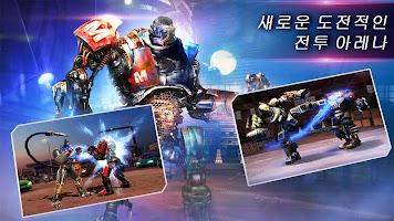 Screenshot 4: Real Steel World Robot Boxing
