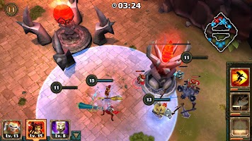 Screenshot 4: Legendary Heroes MOBA