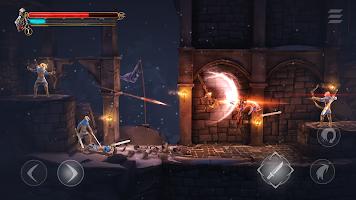 Screenshot 3: Grimvalor