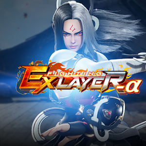 Icon: FIGHTING EX LAYER -α