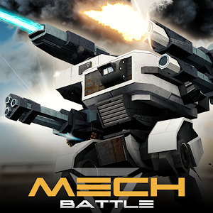 Icon: Mech Battle - Robots War Game