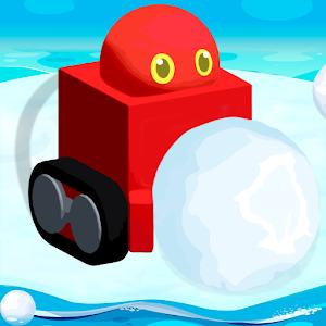 Icon: 雪球大戰