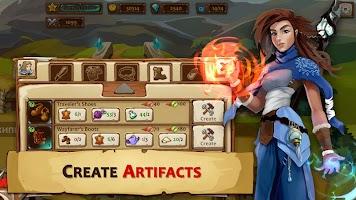 Screenshot 3: Braveland Heroes