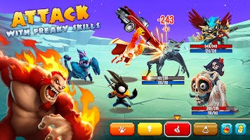 Screenshot 2: Monster Legends