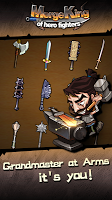 Screenshot 1: Merge king of hero fighters