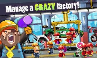Screenshot 1: Motor World Car Factory