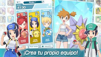 Screenshot 3: Pokémon Masters