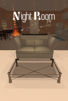 Screenshot 1: 脱出ゲーム Night Room