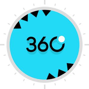 Icon: 360 Degree